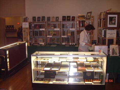 book display case plans