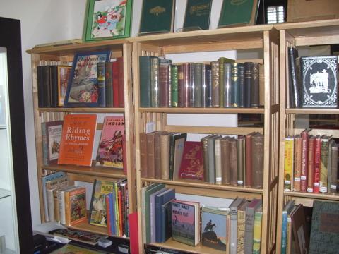 final shelves