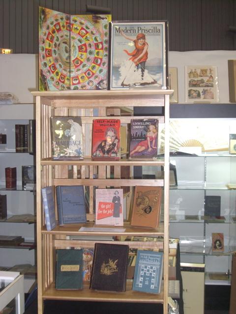 womens shelf