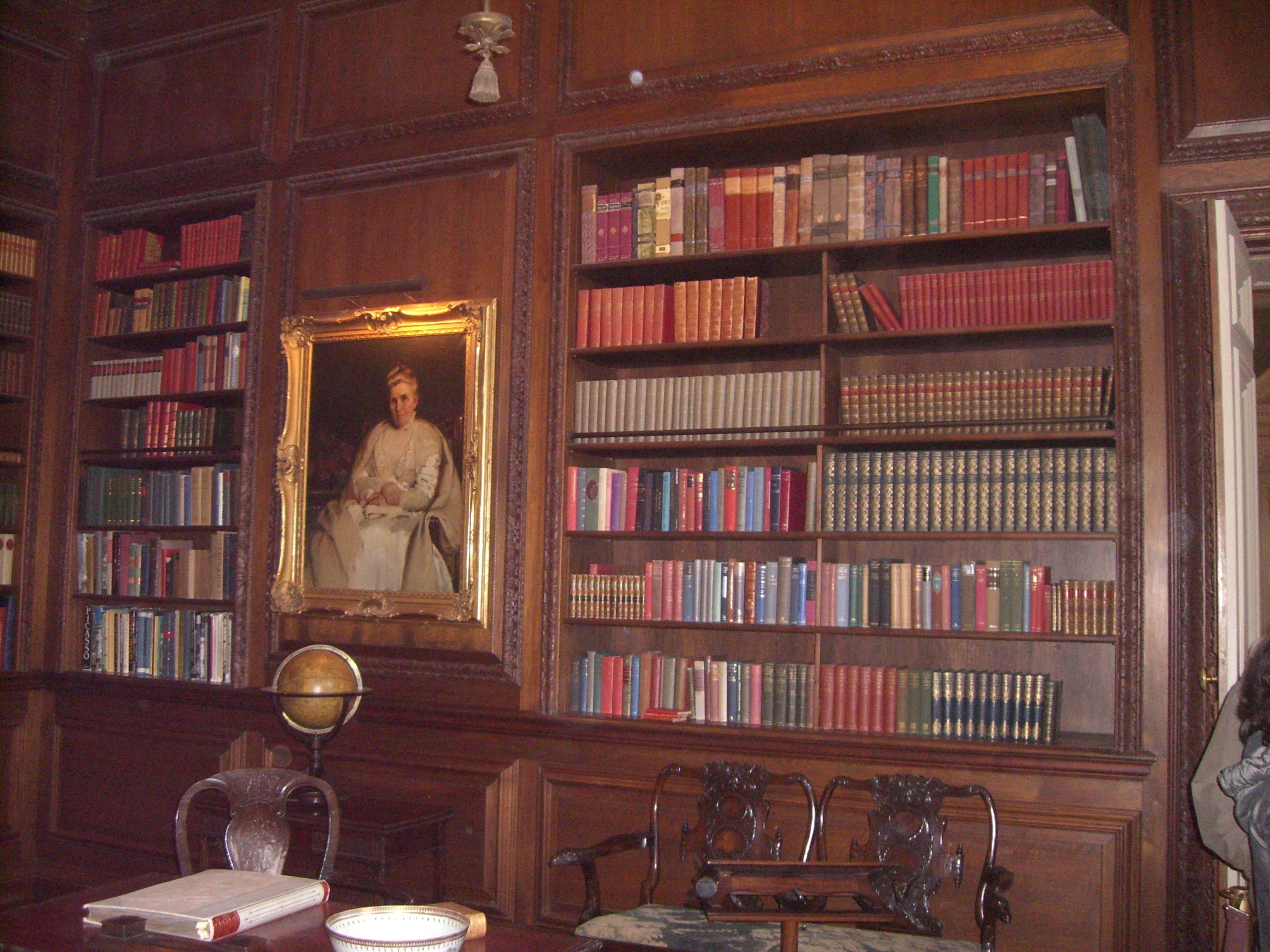 Chapter 535 Books Do Furnish A Room Or The Library At