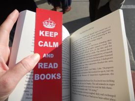 Image result for bookmark in a book